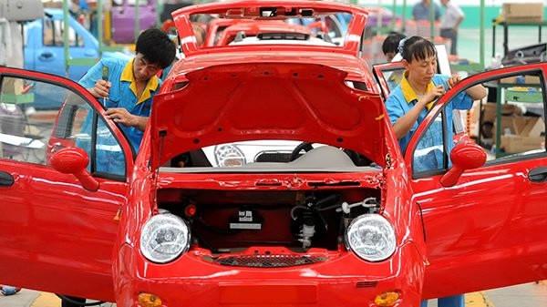 China Juga Akan Hentikan Penjualan Mobil Bahan Bakar Gas