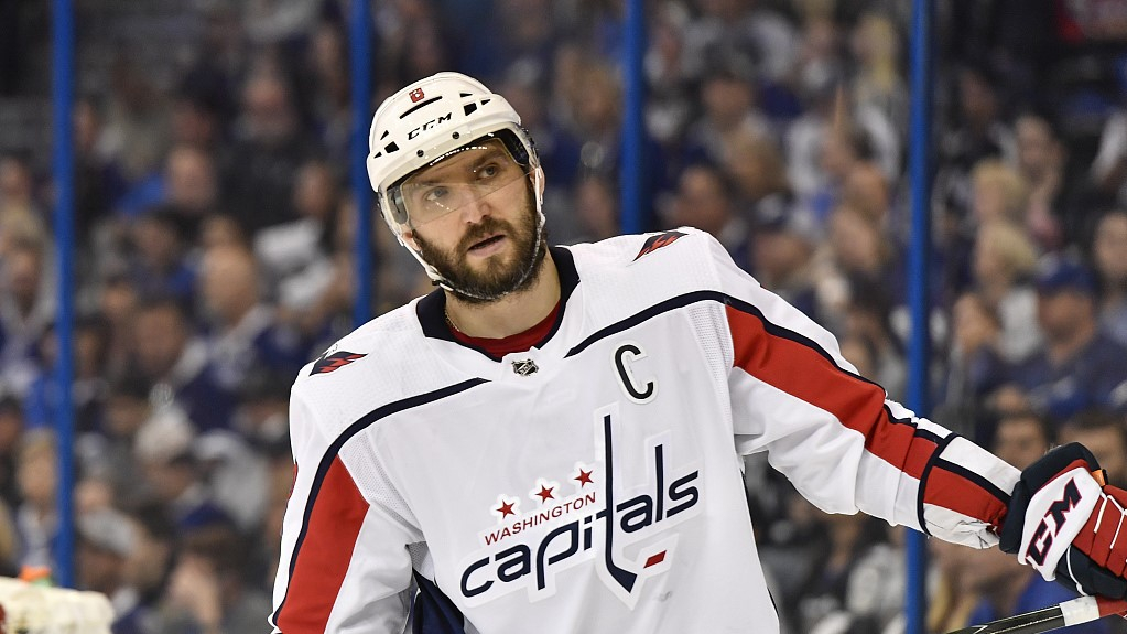 Ice Hockey Super Star Alex Ovechkin To Visit China As Nhl Ambassador