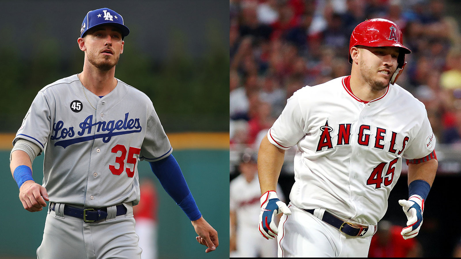 Mike Trout, Cody Bellinger win Most Valuable Player awards - CGTN