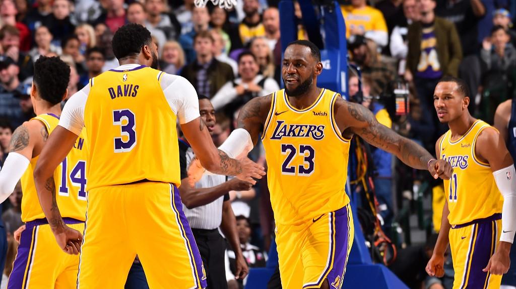 Nba Highlights On Nov 1 Lakers Claim Tough Win Over
