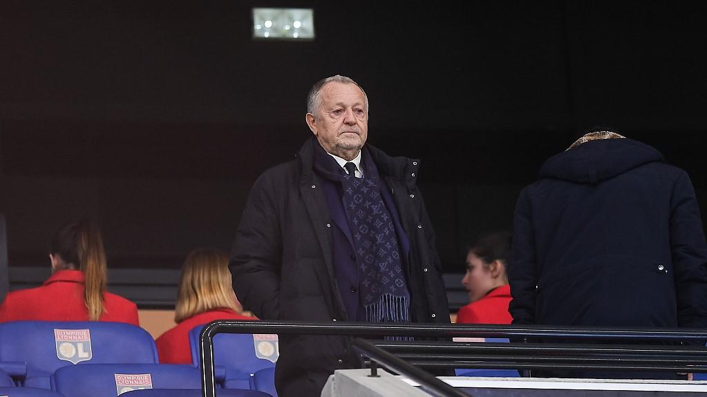 Olympique Lyonnais President Confirms Legal Actions Against Lfp Cgtn