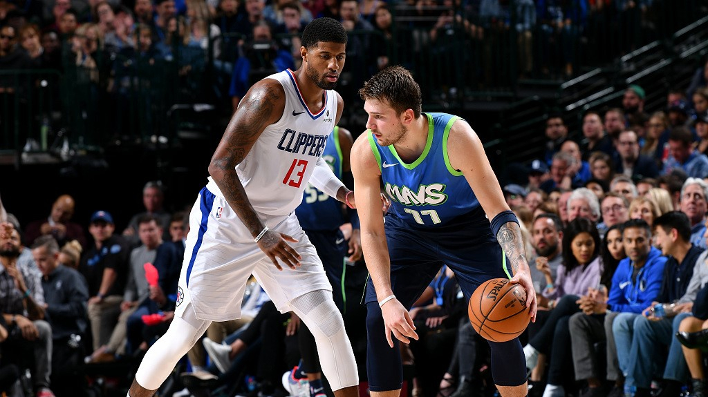 Nba Highlights On Nov 26 Clippers Teach Doncic A Lesson In