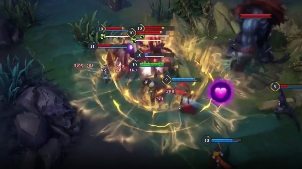 The first MOBA game on Nintendo Switch is made by LoL's