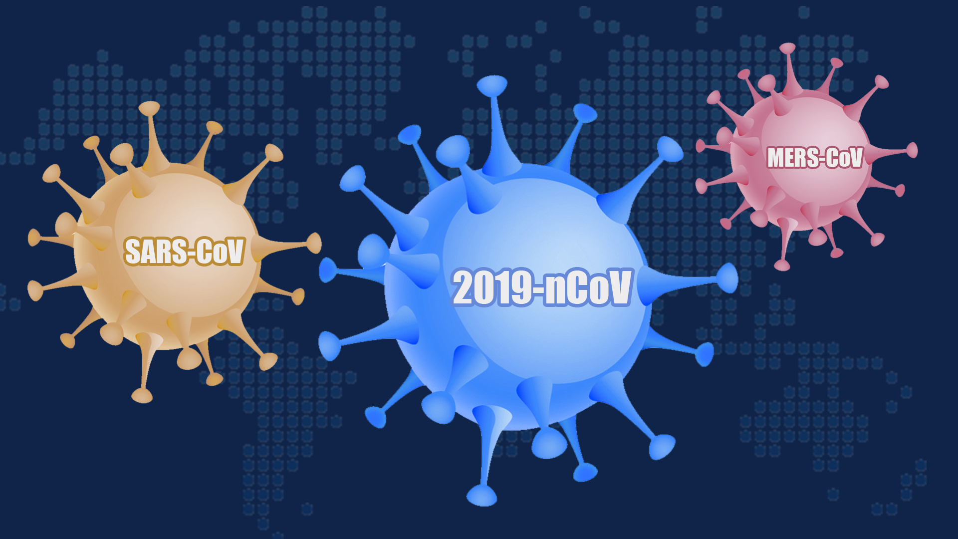 Graphics: All you need to know about the coronaviruses - CGTN