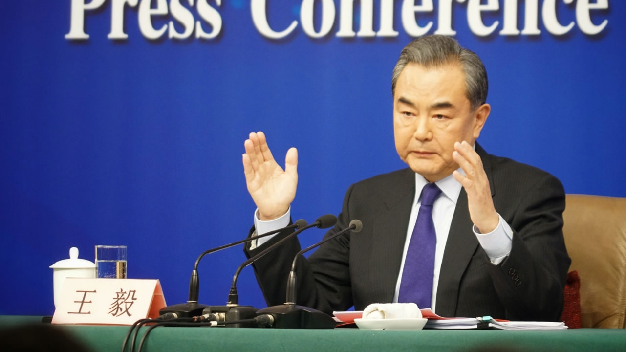 Quotes from Chinese FM's briefing on foreign policy