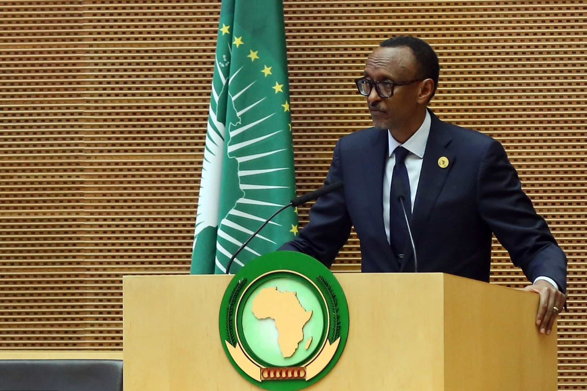 China, African leaders slam French report on AU headquarters