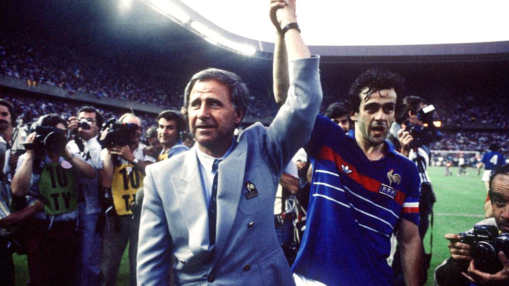 France's Euro 84-winning coach Michel Hidalgo dies aged 87 - CGTN