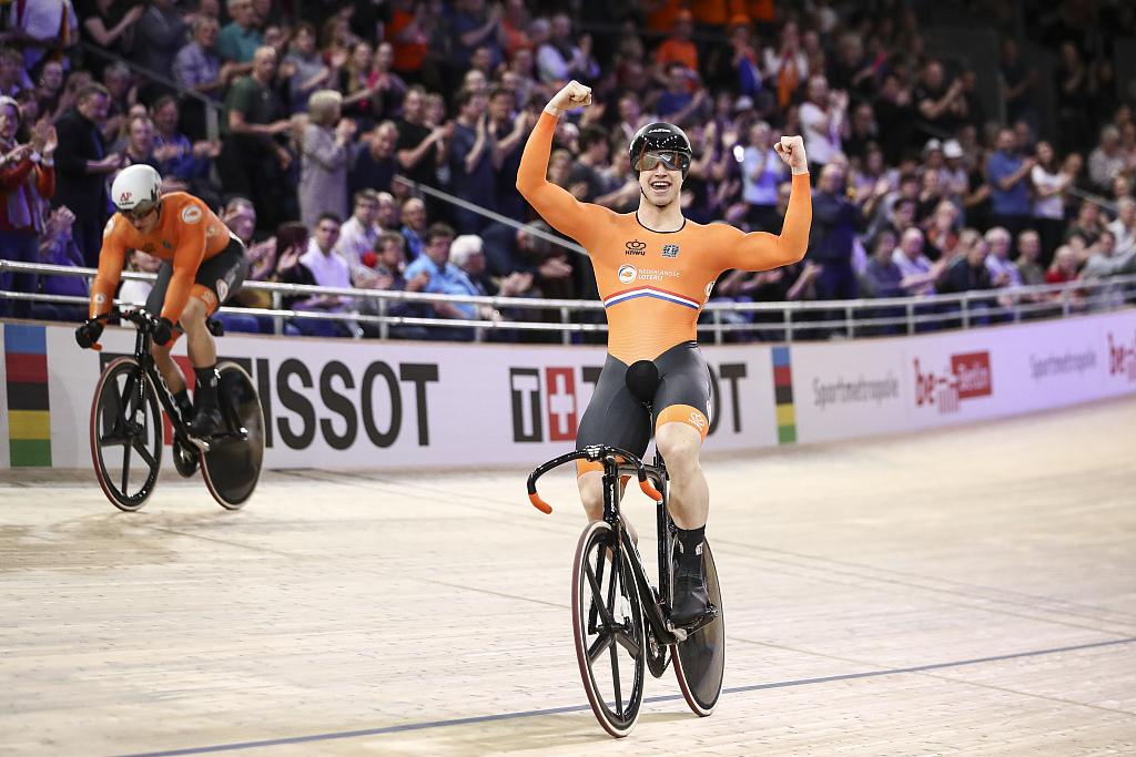 UCI announces new track World League for 2021 22   CGTN
