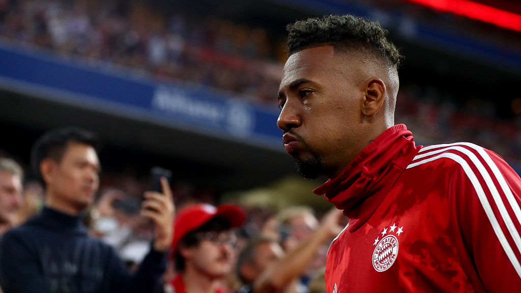Bayern Munich confirm intention to sell Boateng and Sanches