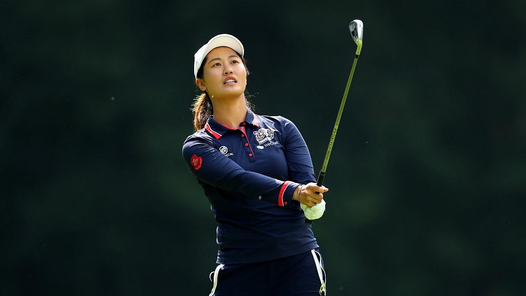 Lin Xiyu makes history with women's golf China Open win - CGTN