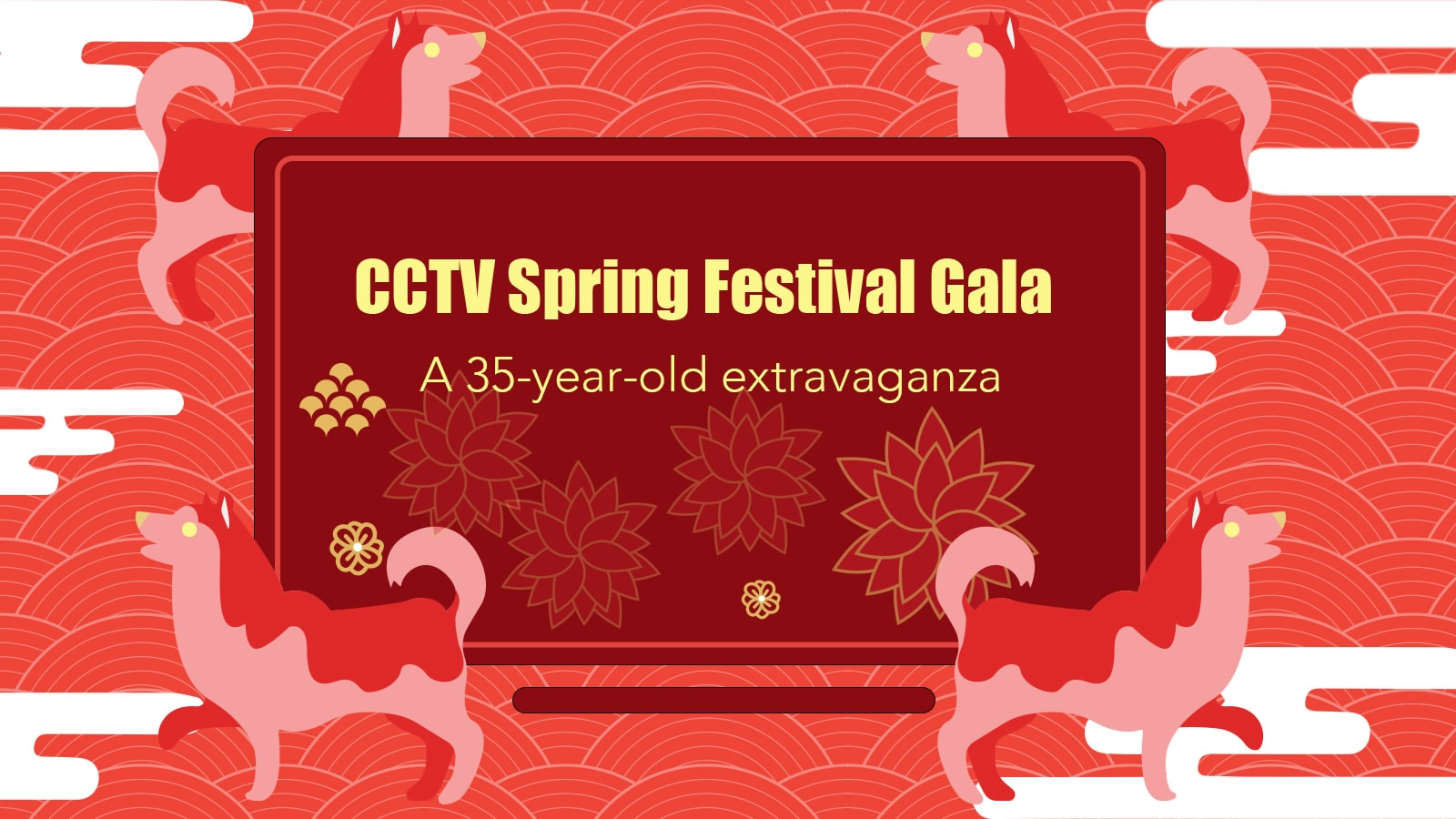 As We Clock Into The Chinese New Year Anticipation For Annual Spring Festival Gala Or Chunwan Is Mounting Produced By China Central