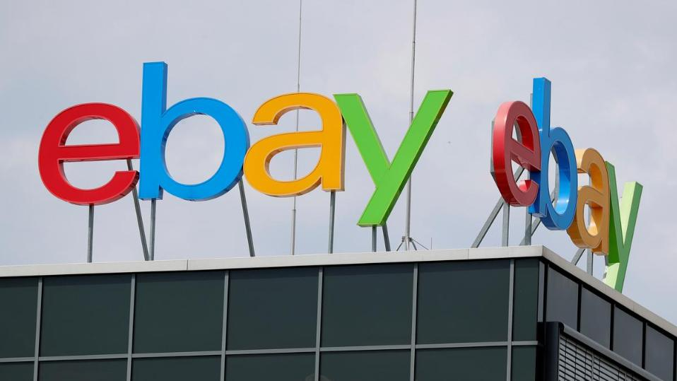 Intercontinental Exchange Says It Explored Deal With Ebay Cgtn