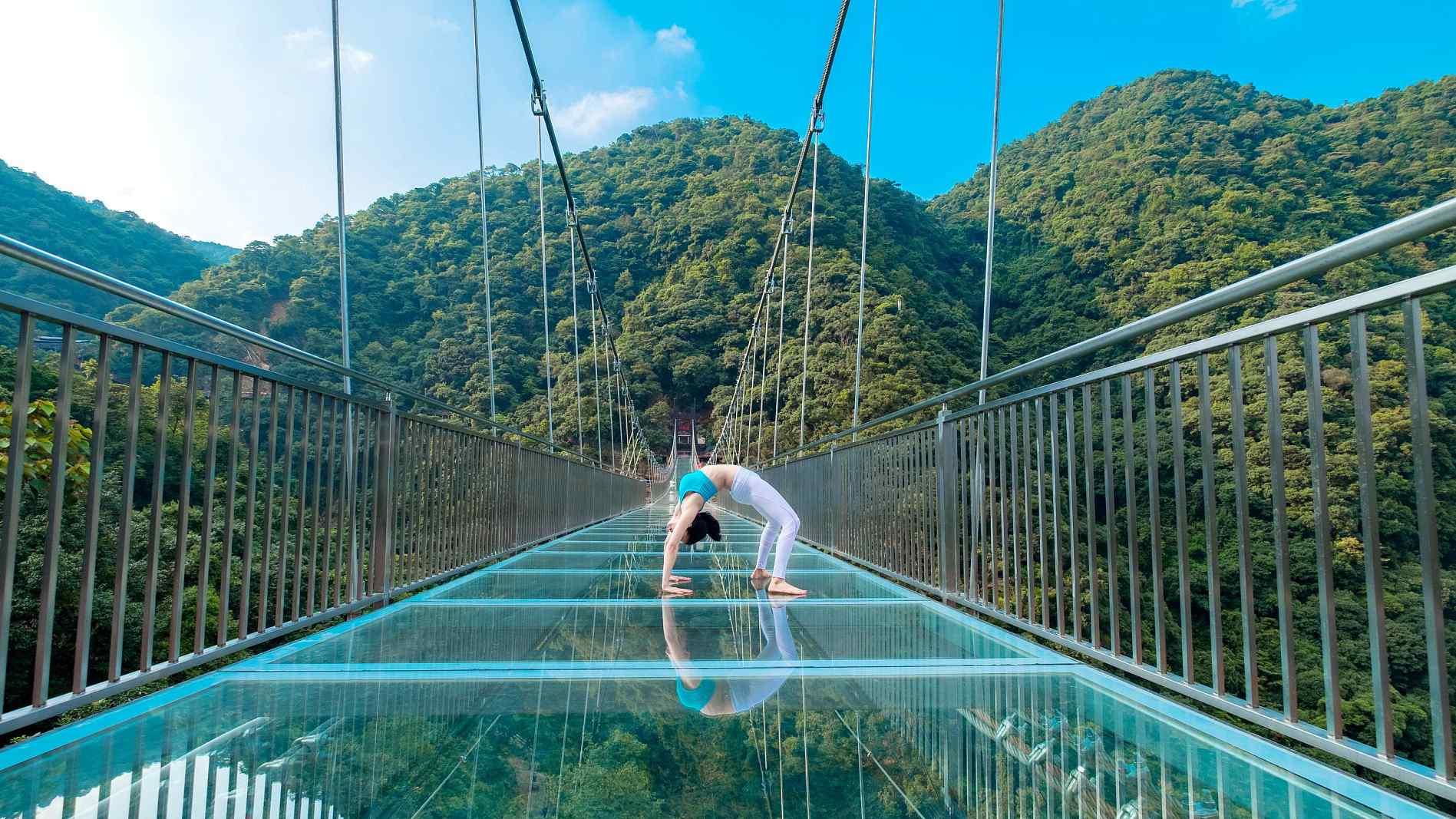 Kết quả hình ảnh cho Glass Bridge