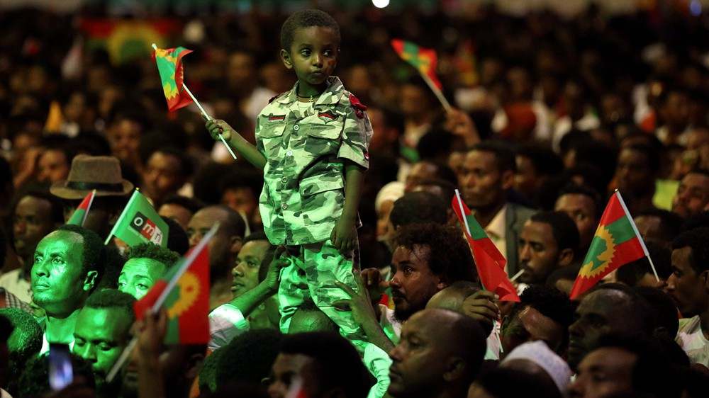 Ethiopian government signs deal with Oromo rebels to end