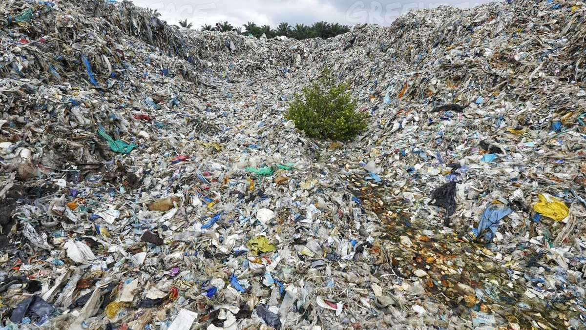 Waste from West turns Southeast Asia into global dumpyard - CGTN