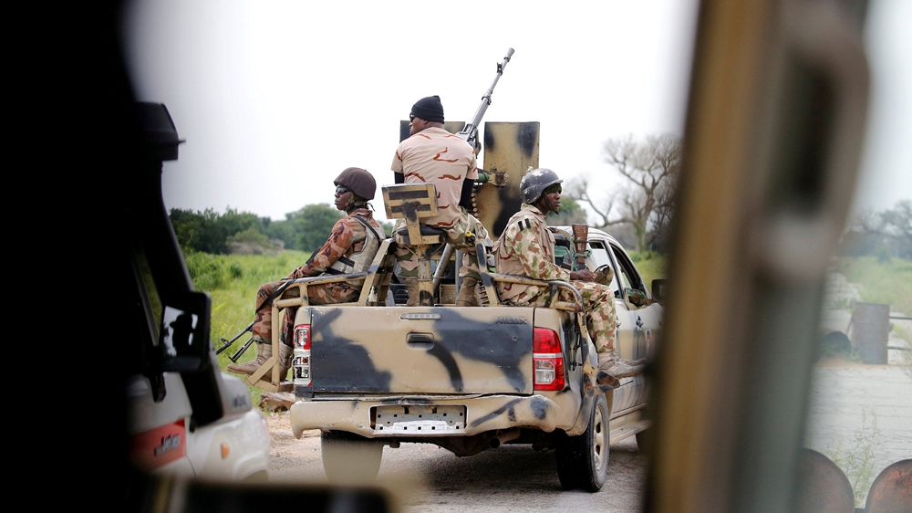 Nigeria soldiers raid paper 'over Boko Haram article' - CGTN