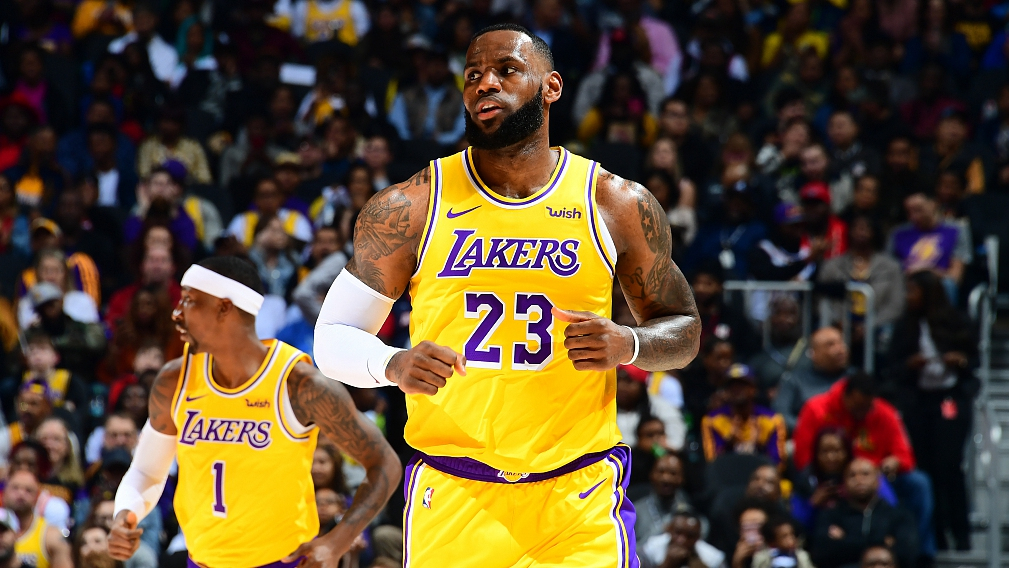 db2e7734bc7 LeBron James remains the top-earning player in the NBA while an increasing  number of stars have boosted their income through off-field activities