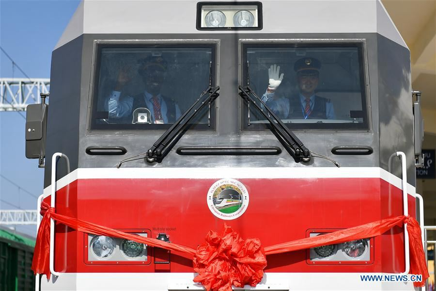 Spotlight: Africa's first electrified railway embraces full Chinese