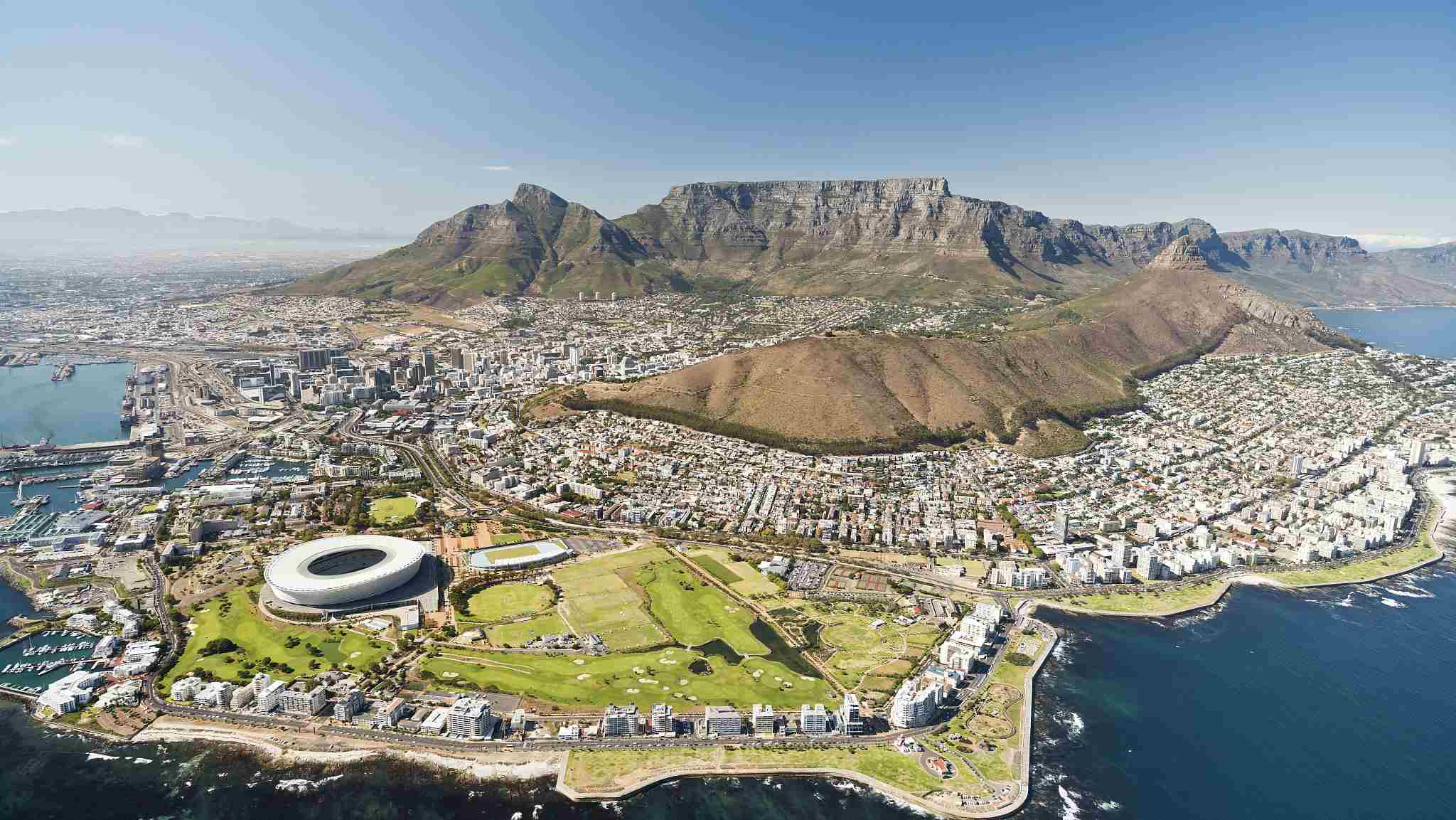 South Africa to introduce new visa policies for Chinese