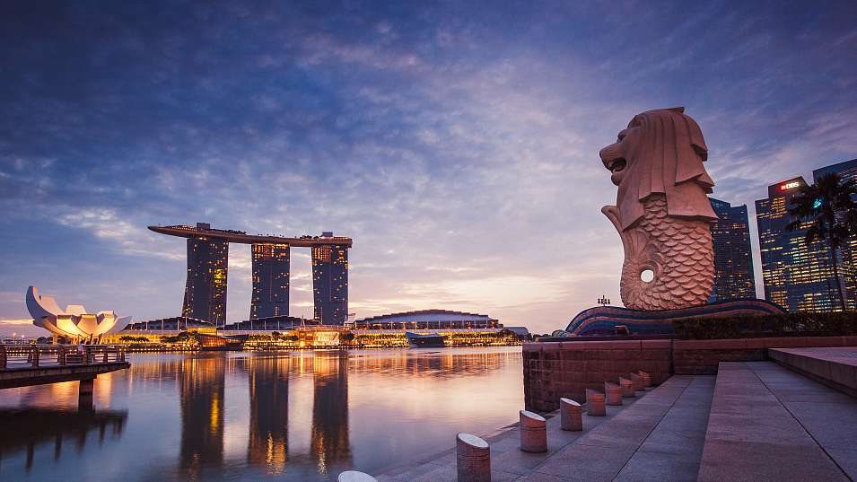 visa free transit facility singapore for chinese