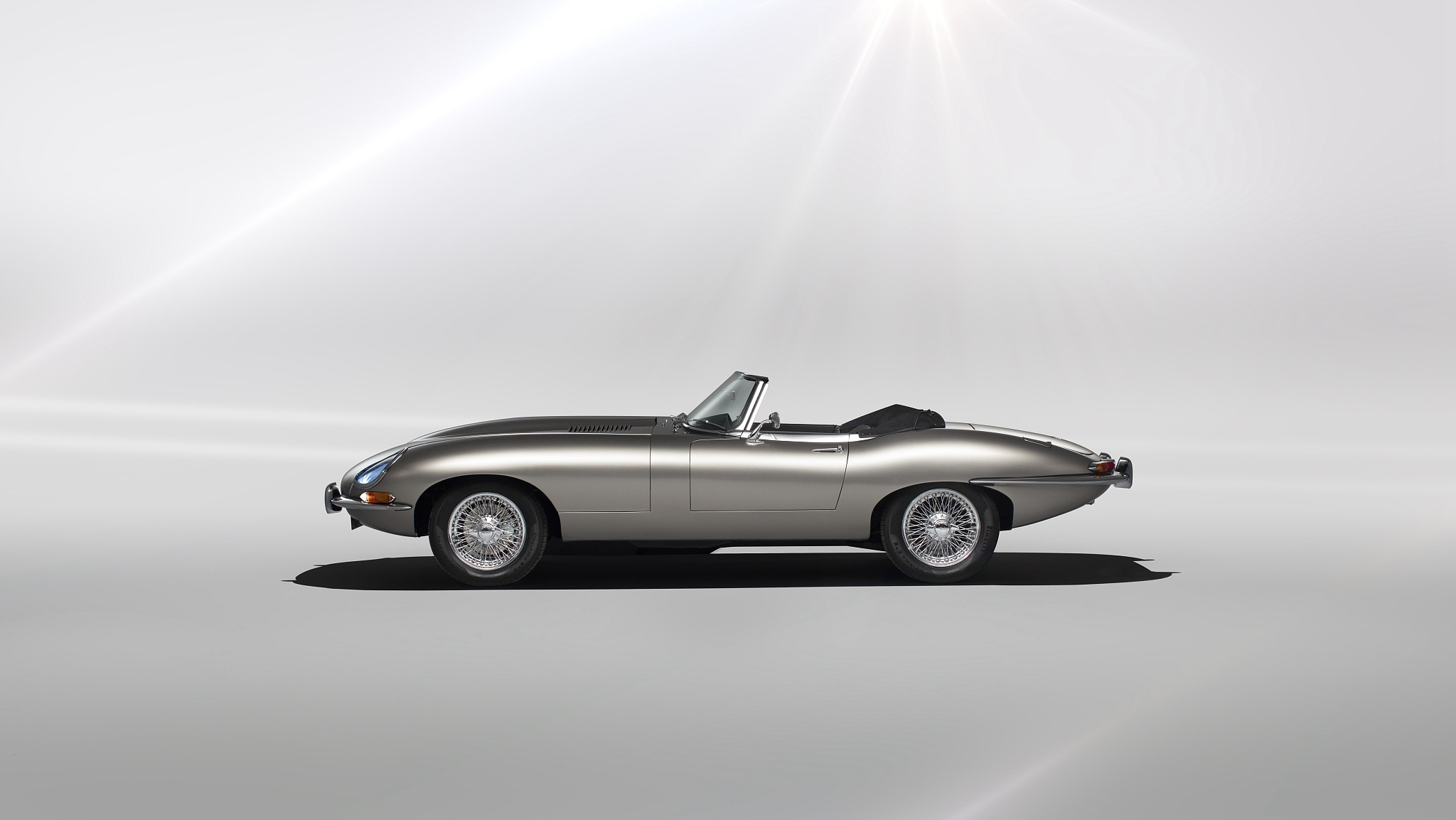 3e1aa38cd16b20 Jaguar Classic will offer tailor-made E-types restored and converted to  electric power at the same Classic Works facility as its outstanding E-type  Reborn ...