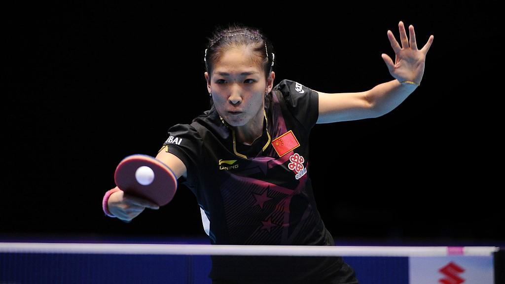 China To Take Singles Top Seeds At 2019 Ittf World