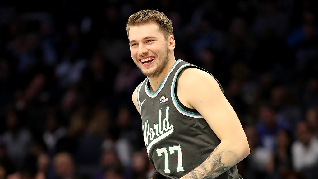 3febc21776e How crazy are fans for the Dallas Mavericks  one-year rookie Luka Doncic   ClutchPoints reported on Sunday that a gum chewed by Doncic during the game  ...
