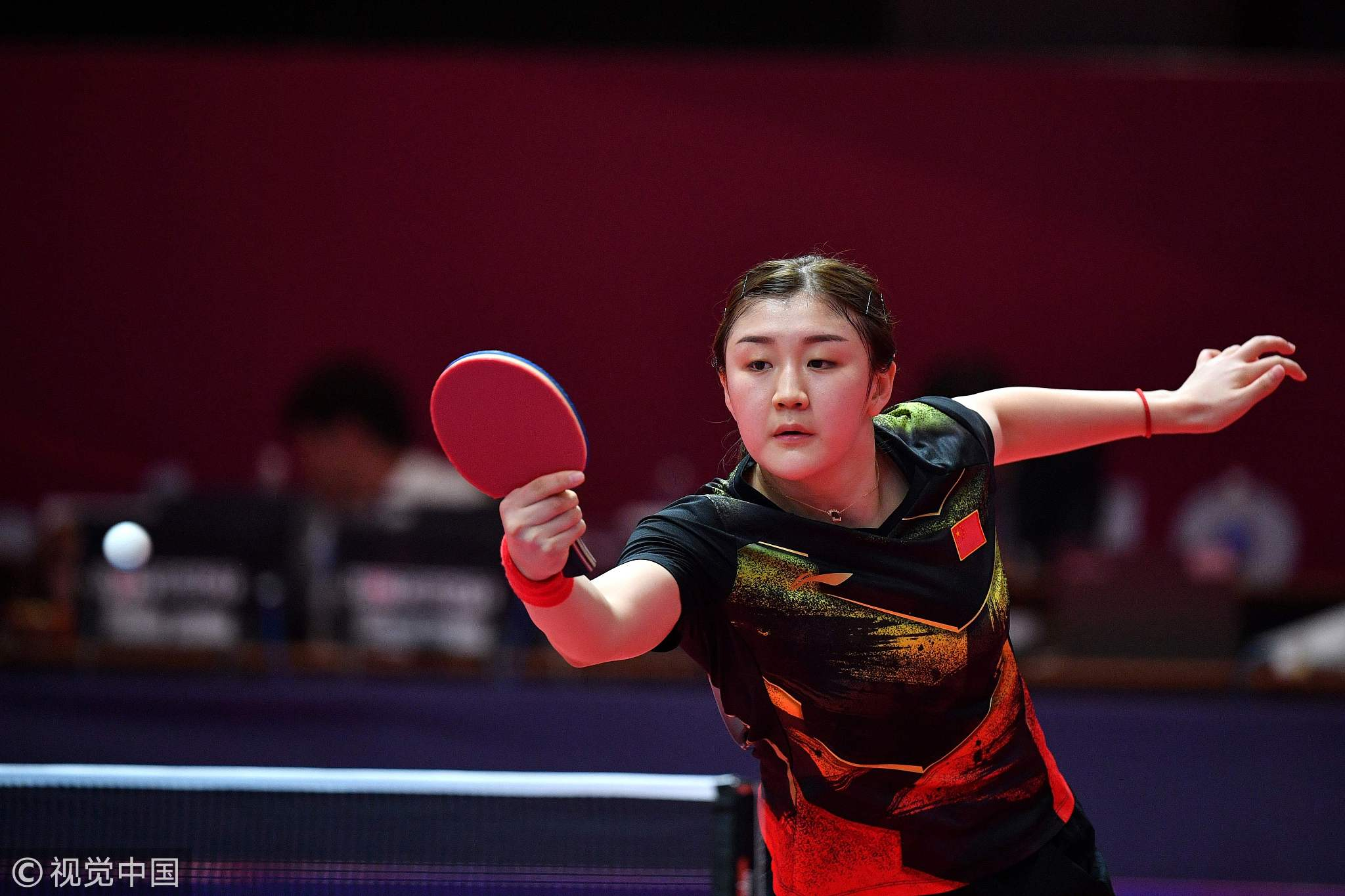 Asian game table tennis recommend you