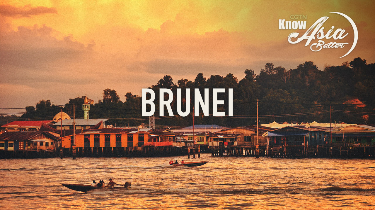 Kampong Ayer: The world's largest water village in Brunei - CGTN