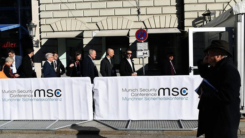 Sidelines of MSC: Sr. Chinese official's meetings with other leaders