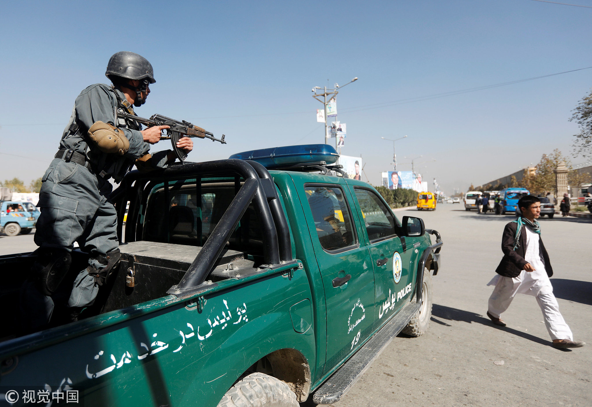 Afghanistan faces challenges ahead of long-delayed