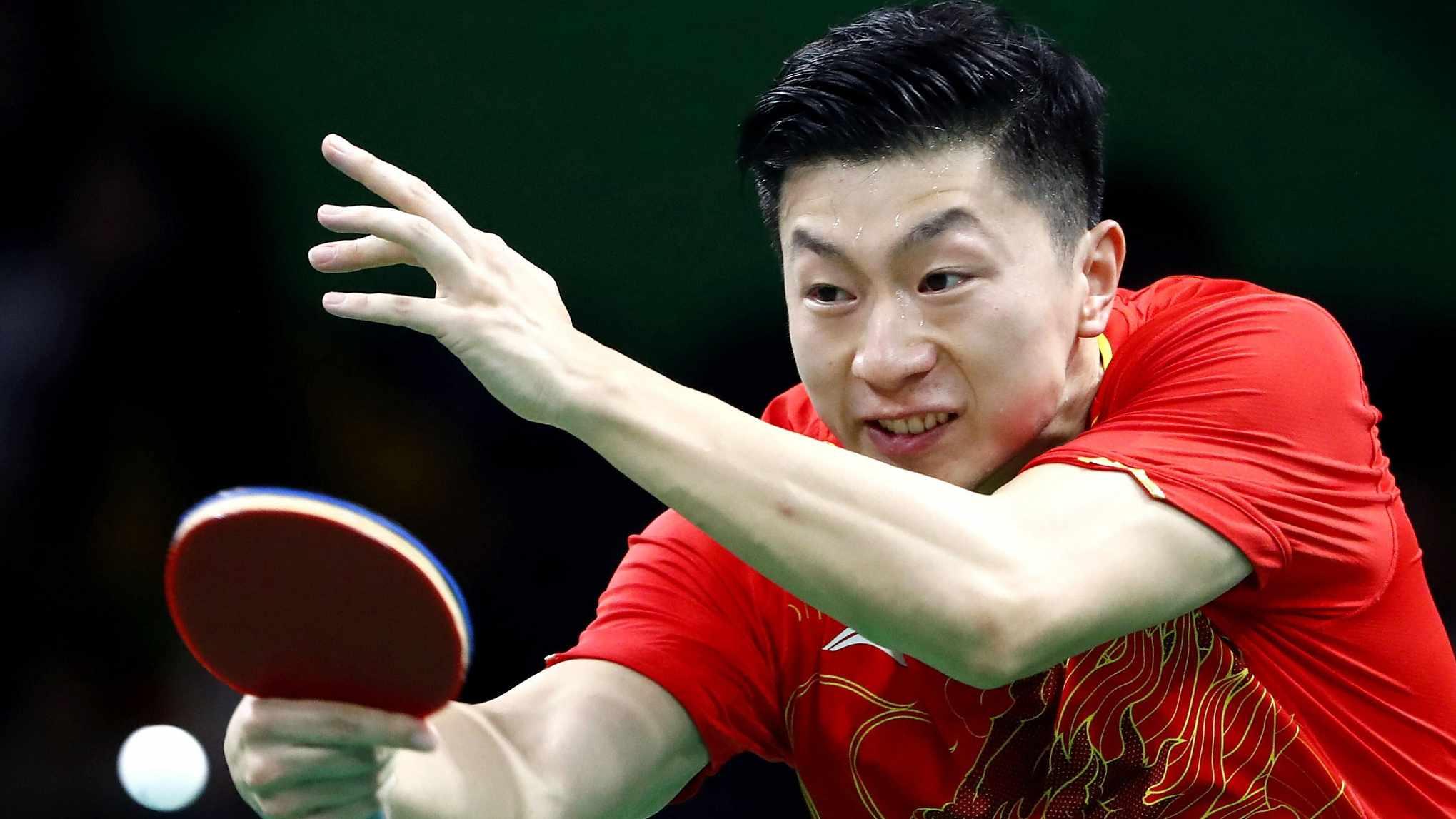 Table Tennis: Ma Long quits as Fan Zhendong advances in Swedish Open - CGTN