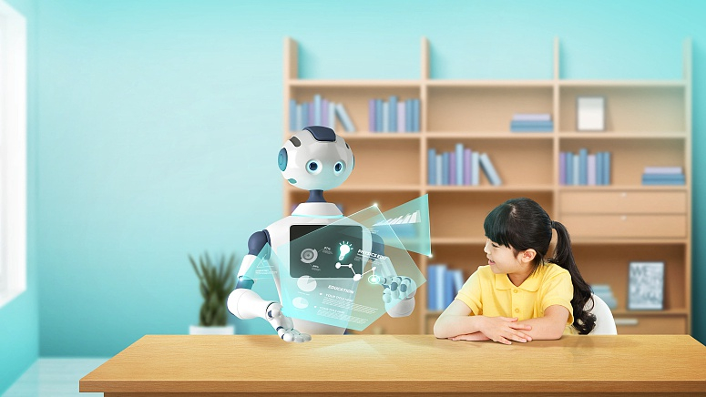 Must do better: Japan eyes AI robots in class to boost English - CGTN
