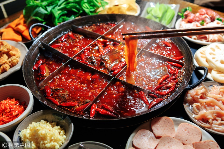 Chinese hotpot feasts in winter - CGTN