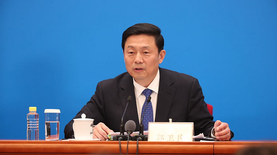 Highlights: CPPCC spokesperson briefs media on trade talks, China's image, other key issues
