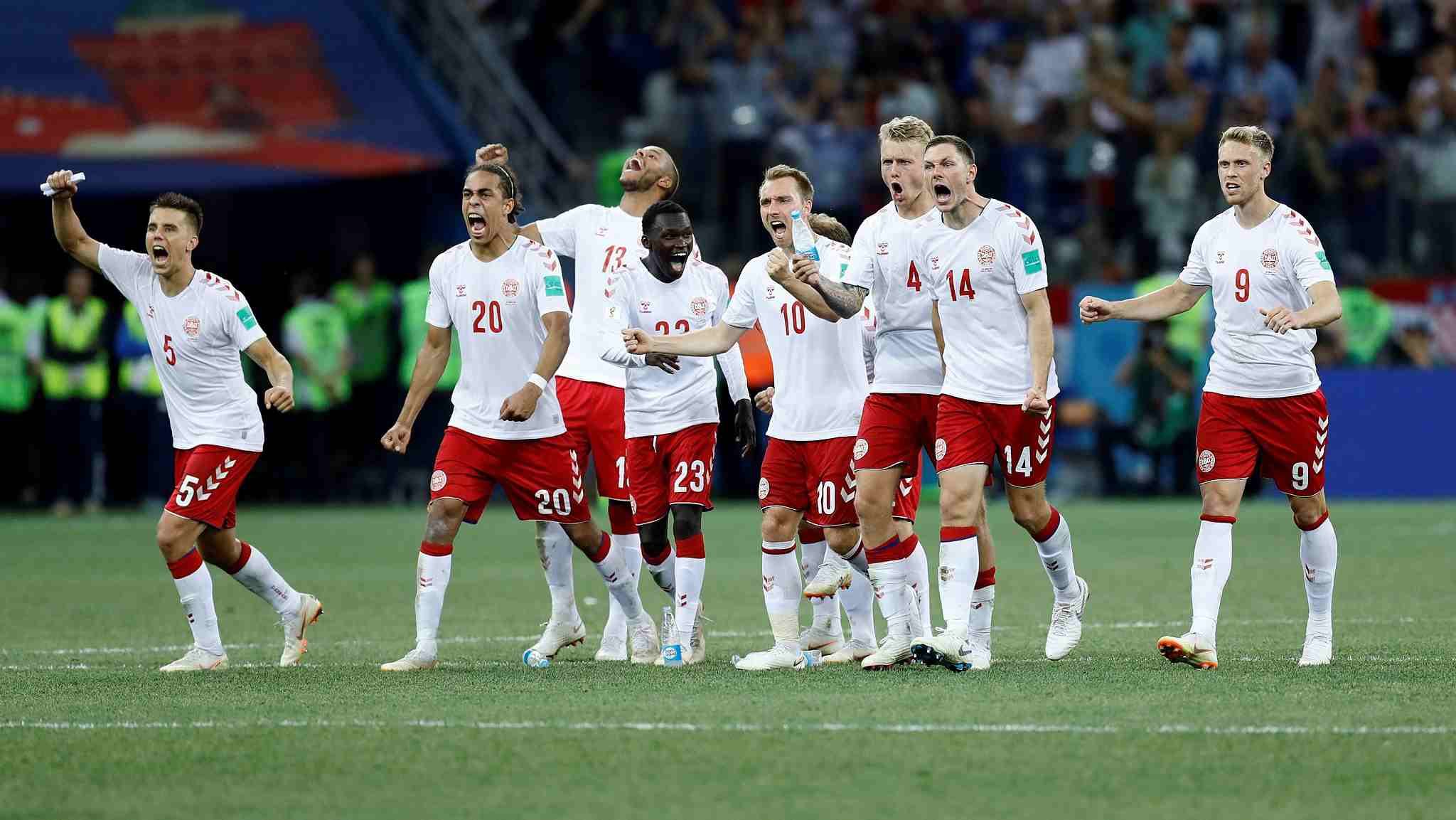 quality design 7aad9 70a42 Danish national soccer team facing collapse over contract ...
