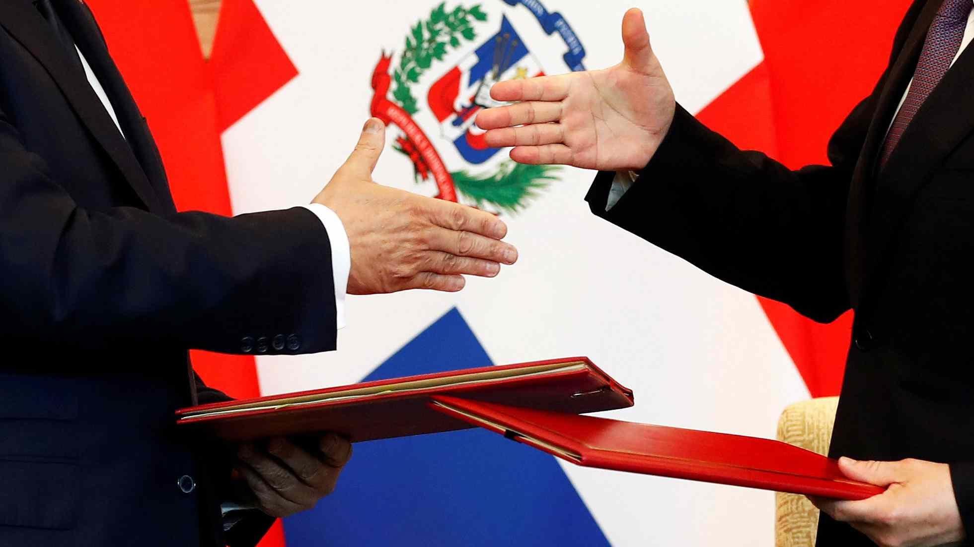 Resultado de imagen para CHINA AND DOMINICAN REPUBLIC