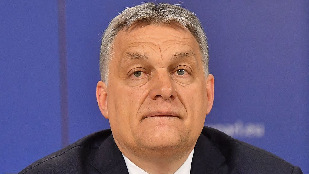 European People's Party votes to suspend Hungarian PM's