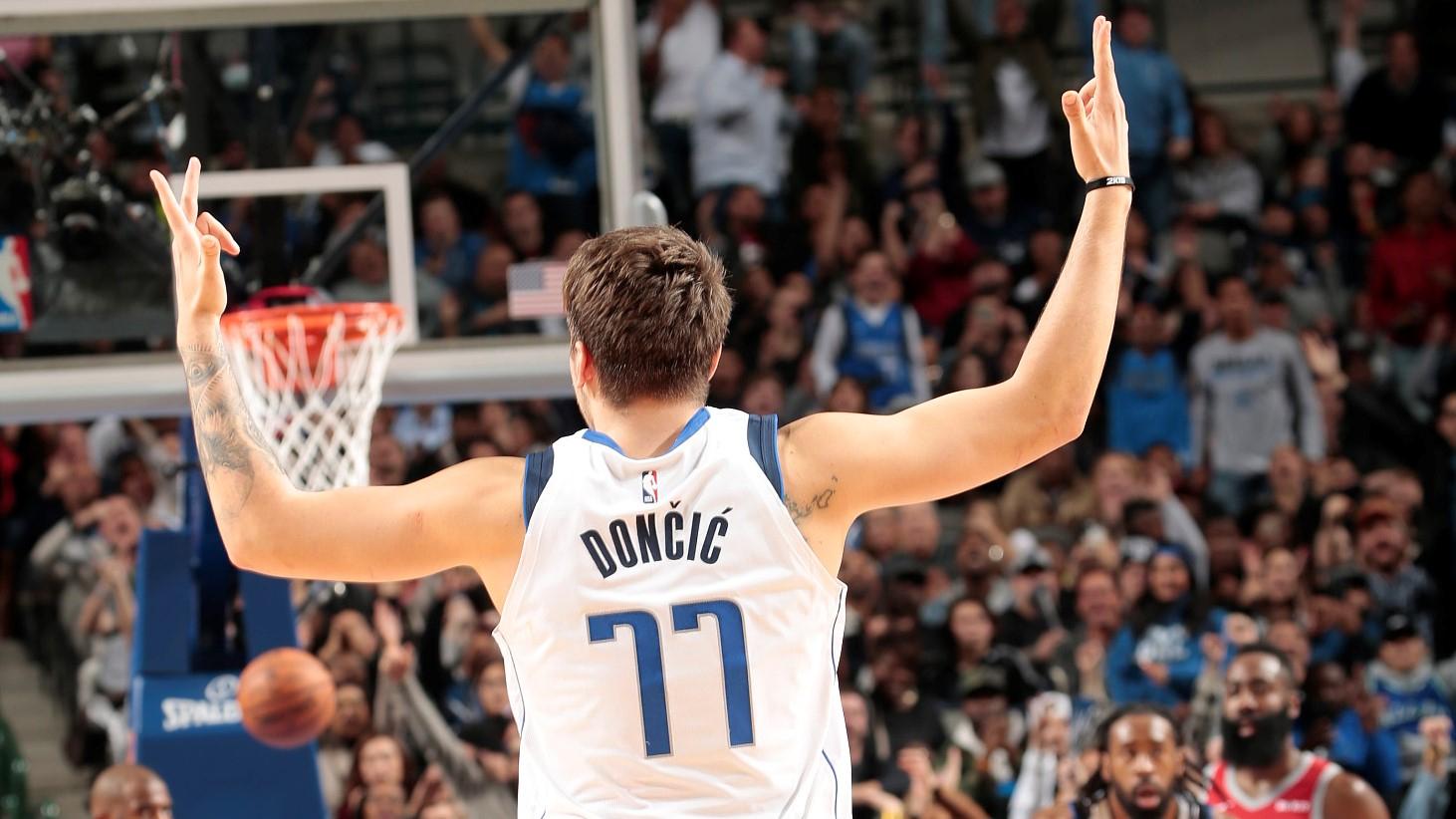 80e954e1f7e NBA highlights on Dec. 8  Luka Doncic makes hero for Mavericks. Copied