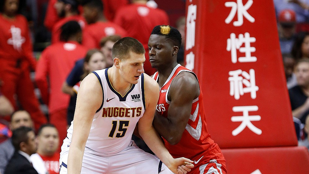 559d9a4093aa NBA highlights on Mar. 28  Nuggets do not look good for playoffs - CGTN