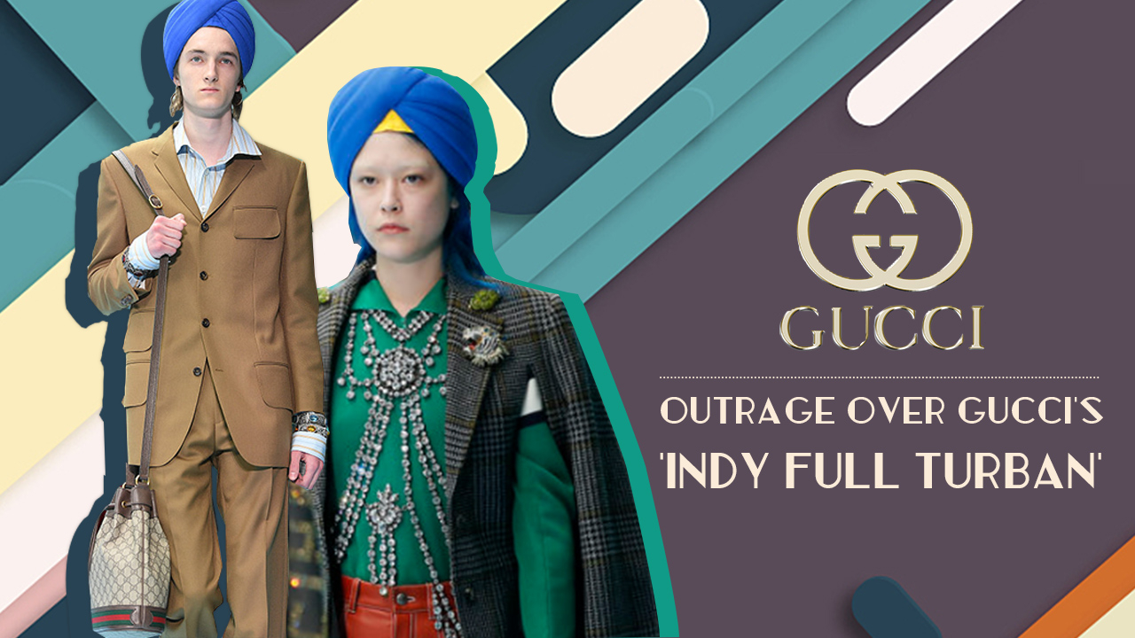 7d797c4c39349 Outrage over Gucci s  Indy Full Turban  explained - CGTN
