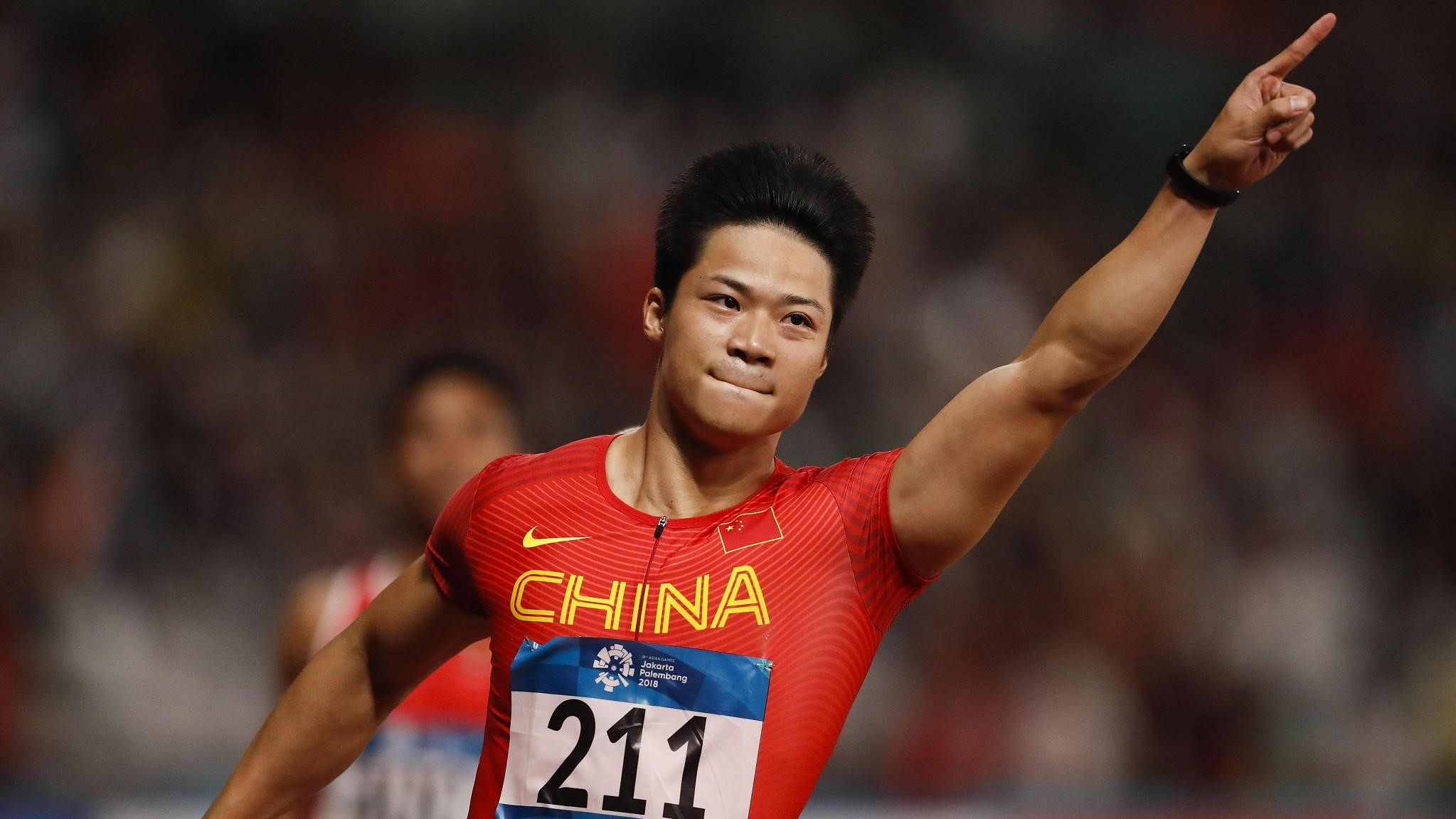 Chinese sprinter Su Bingtian announces schedule for early ...