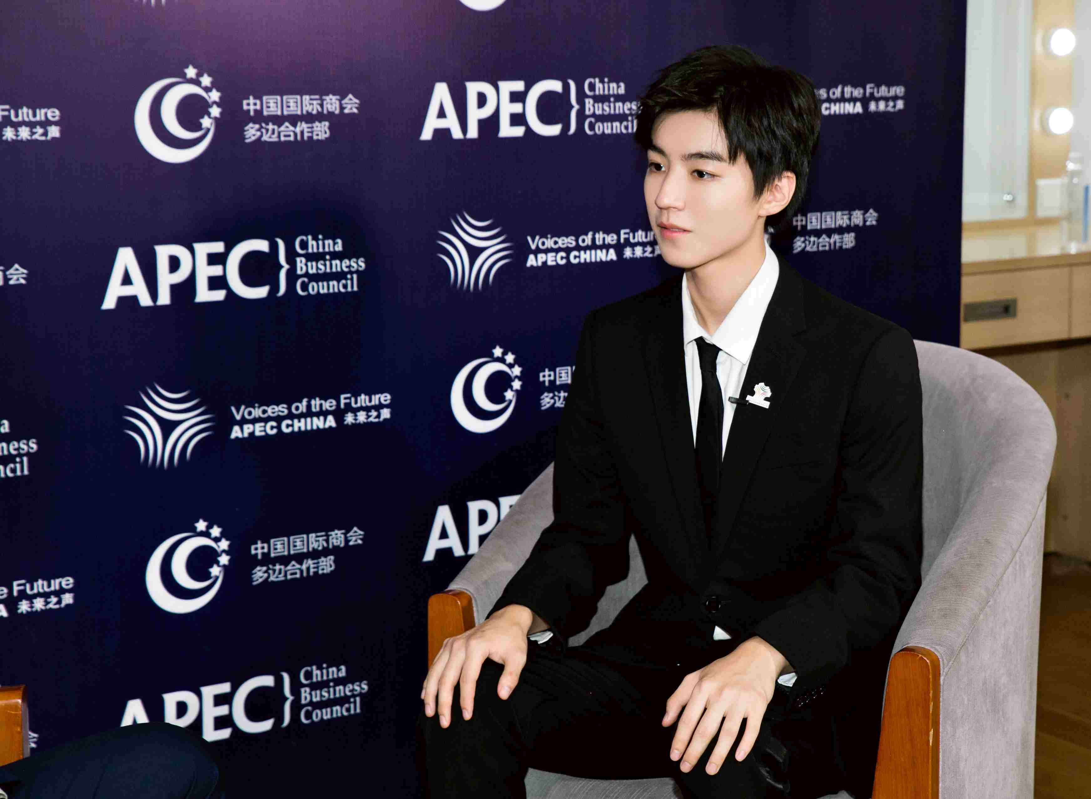 APEC youth program's China head: 'Never underestimate young people