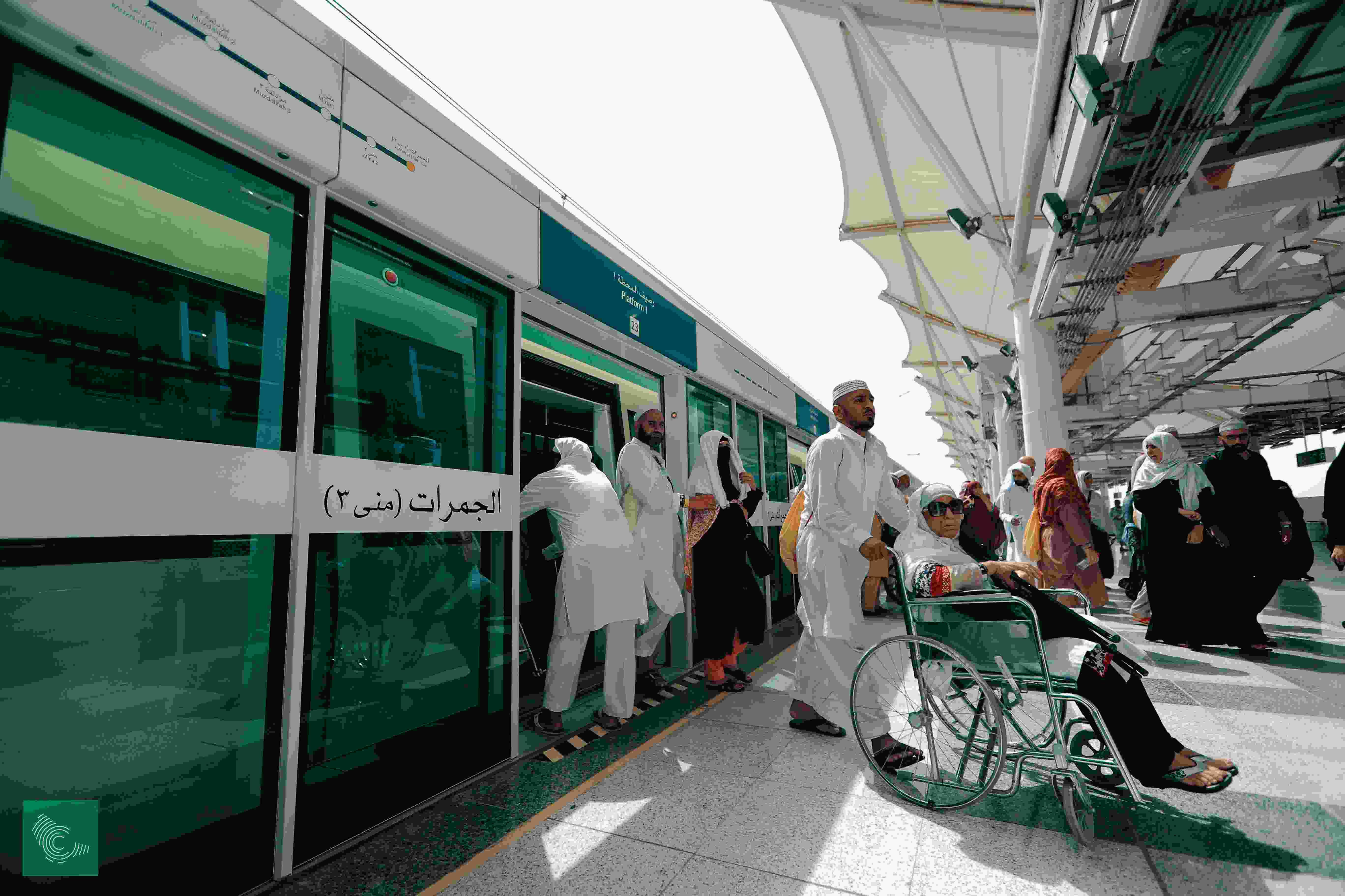 Chinese-built Mecca Light Railway praised by Hajj pilgrims - CGTN