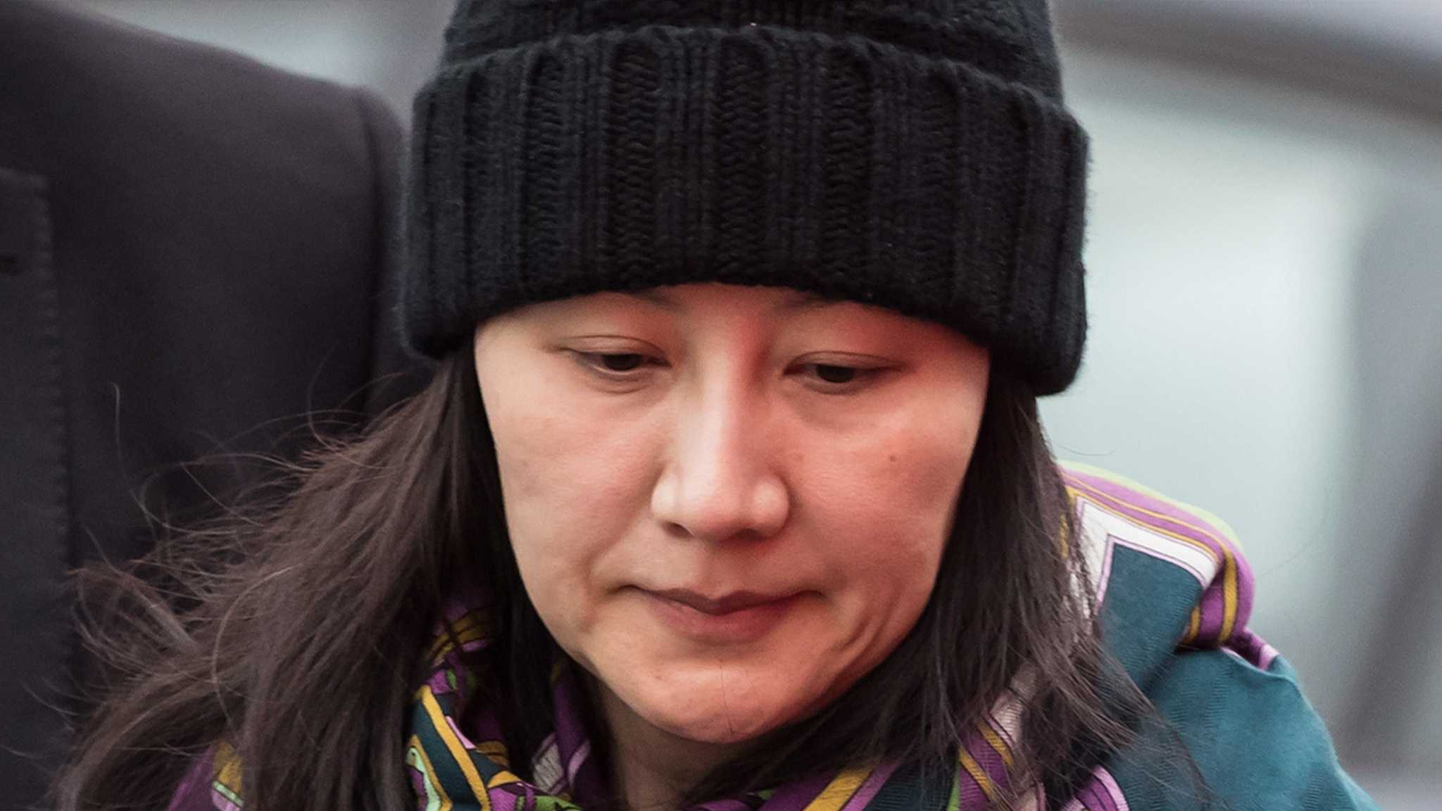 After China protests, Canada and U.S. assure 'apolitical' judicial process for Huawei CFO