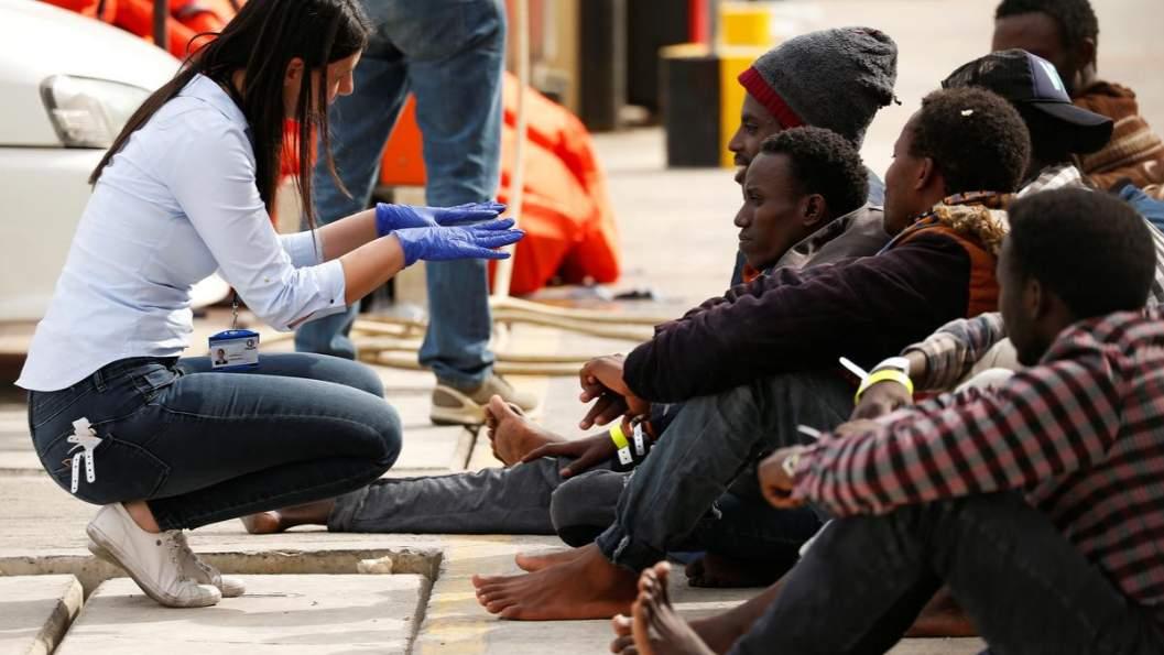 Malta rescues more than 200 migrants in Mediterranean Sea