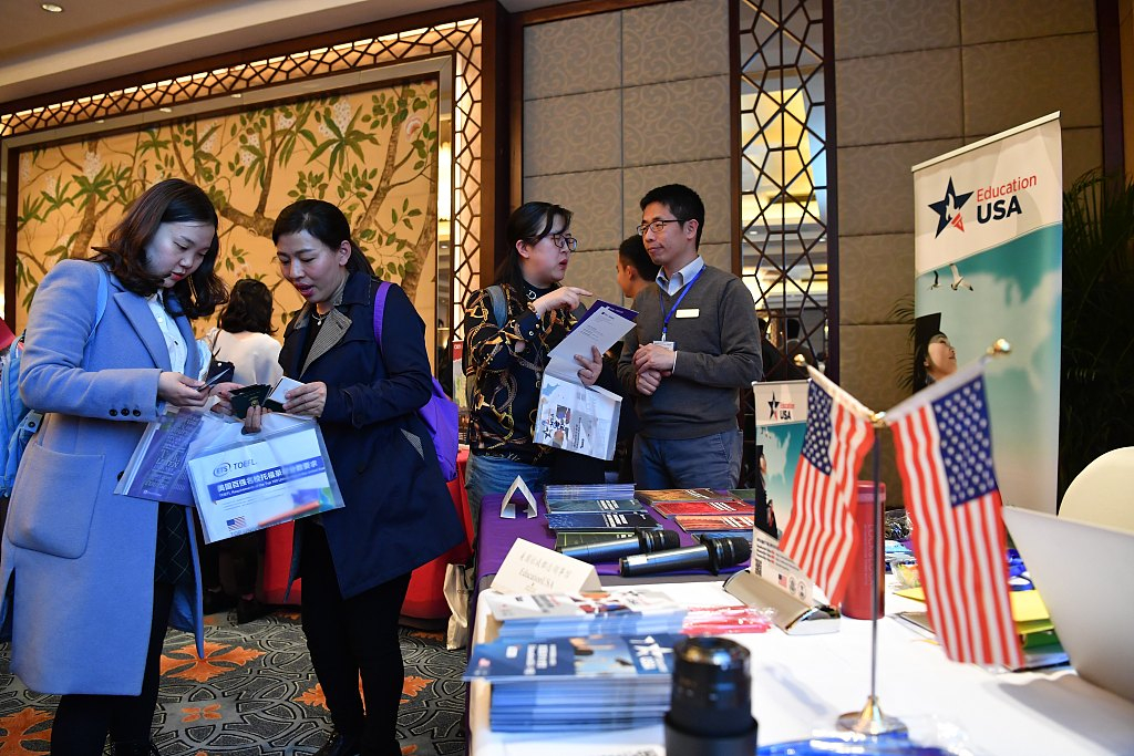 With visa uncertainties, Chinese students look beyond the