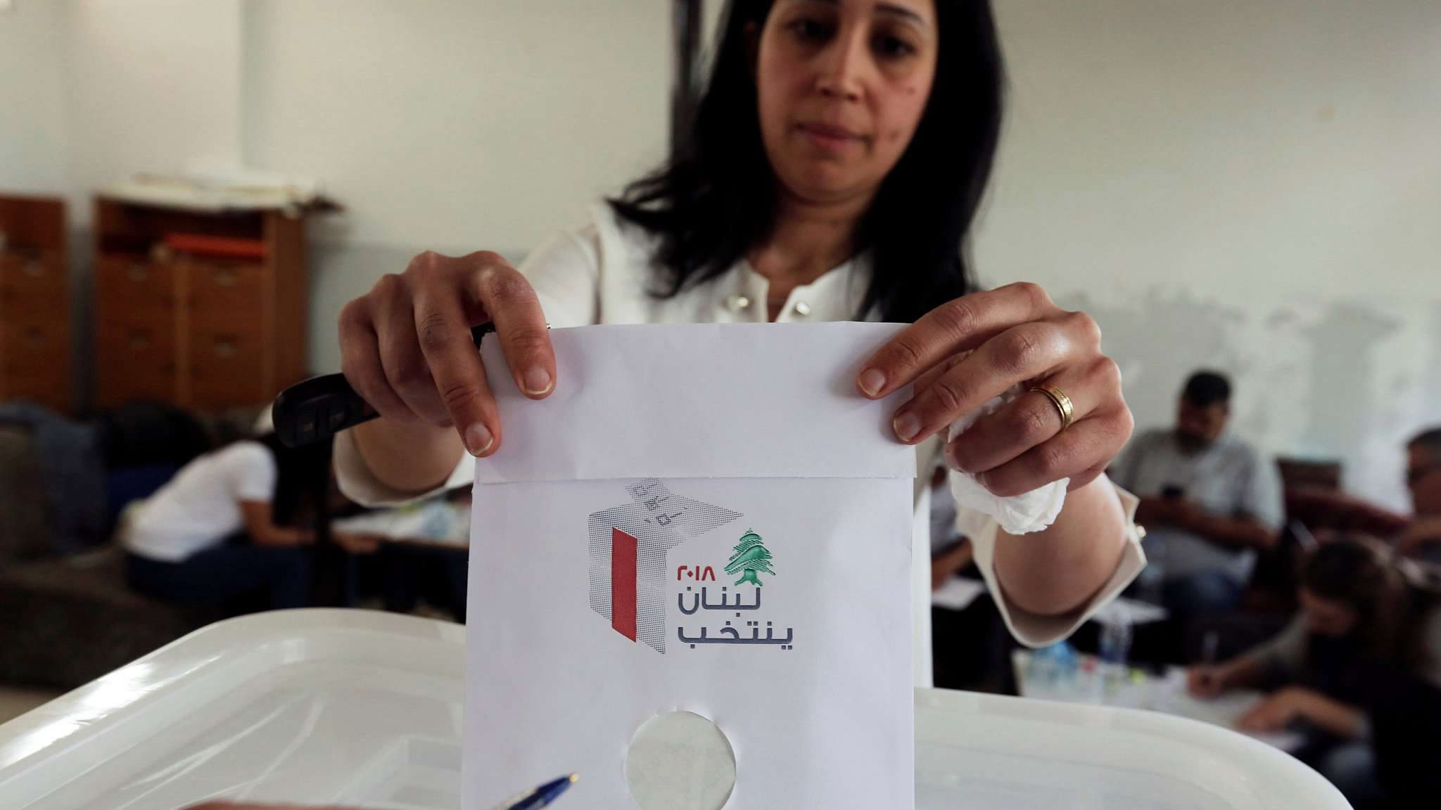 Image result for Lebanon Holds its First Parliament Election since 2009