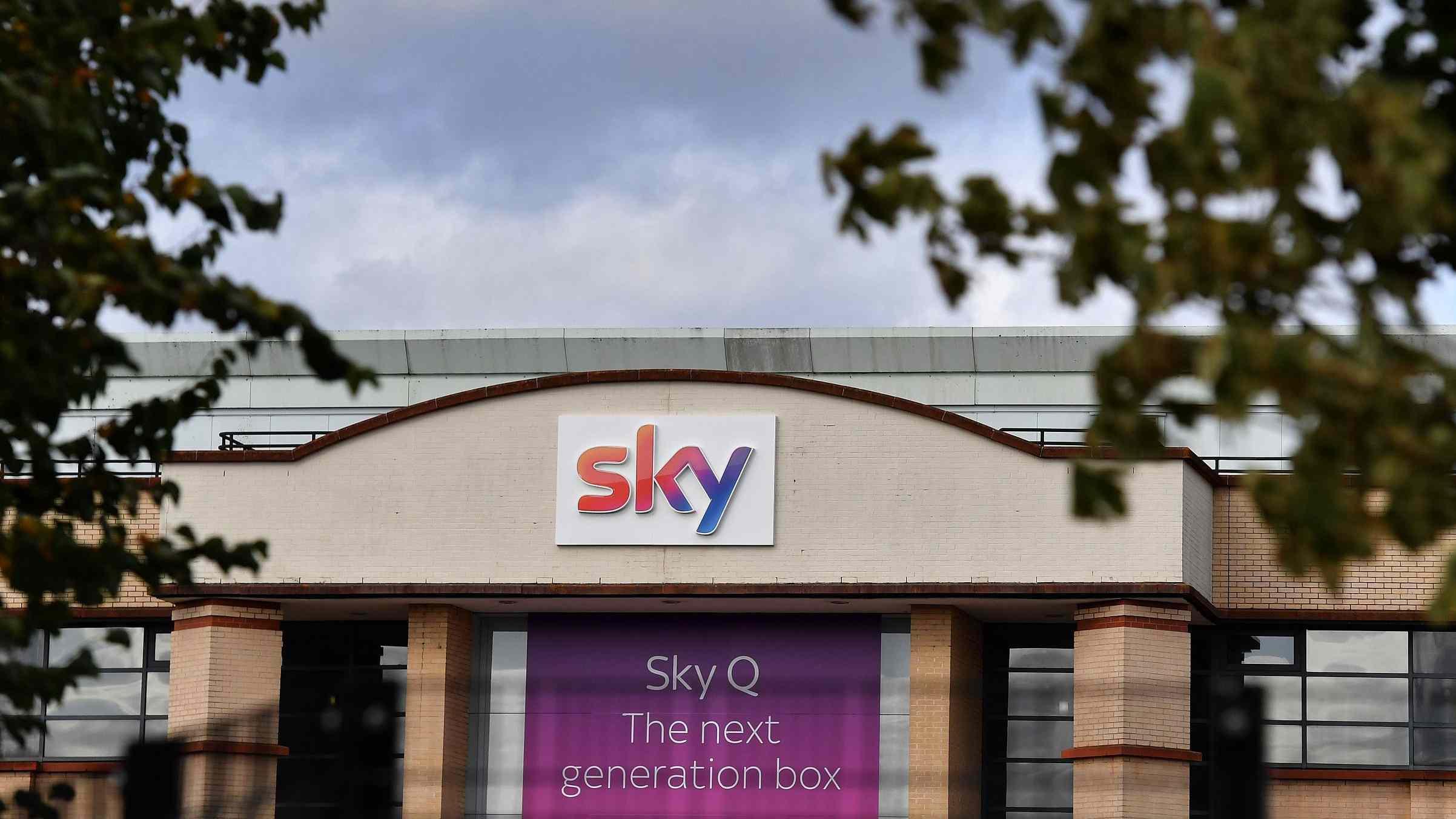 Comcast becomes majority shareholder of Sky - CGTN
