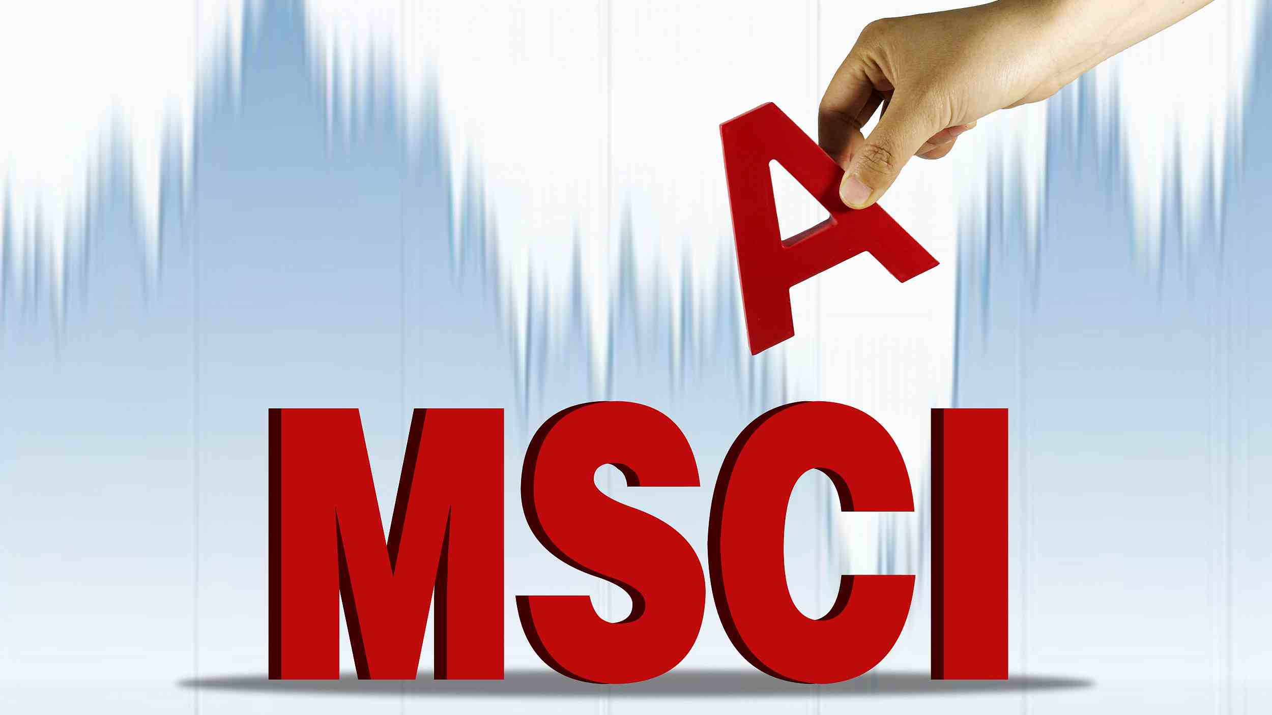 MSCI to quadruple weighting of China A-shares in its global